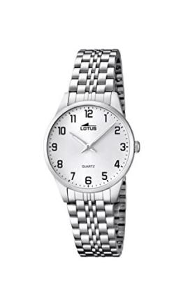 Lotus Damen-Armbanduhr XS Analog Quarz Edelstahl 15884/1 - 1