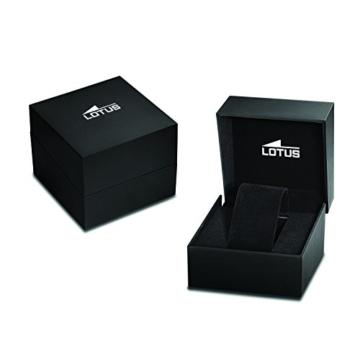 Lotus Damen-Armbanduhr XS Analog Quarz Edelstahl 15884/1 - 3