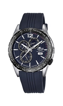 Lotus Herren-Armbanduhr Analog Quarz Plastik 18310/3 - 1