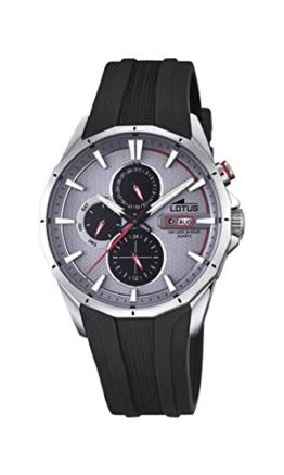 Lotus Herren-Armbanduhr Analog Quarz Plastik 18320/3 - 1