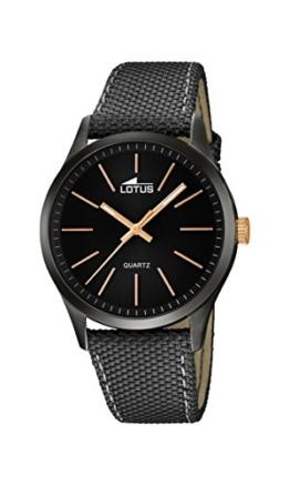 Lotus Herren-Armbanduhr Smart Casual Analog Quarz Verschiedene Materialien 18165/2 - 1