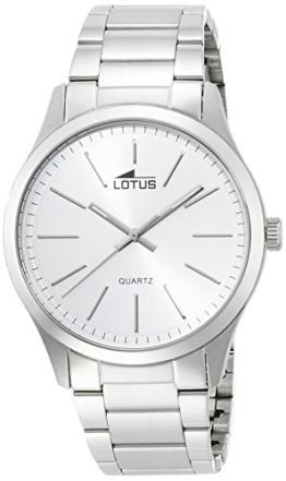 Lotus Herren-Armbanduhr XL Analog Quarz Edelstahl 15959/1 - 1
