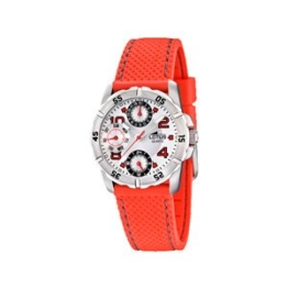 Lotus Herren-Uhren Quarz mit Plastikband 15705/3 - 1