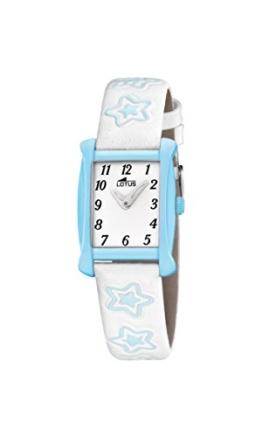 Lotus Jungen-Armbanduhr Analog Quarz Leder 18256/3 - 1