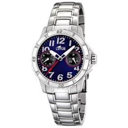 Lotus L15652–6–Armbanduhr Kinder, Armband in Stahl - 1