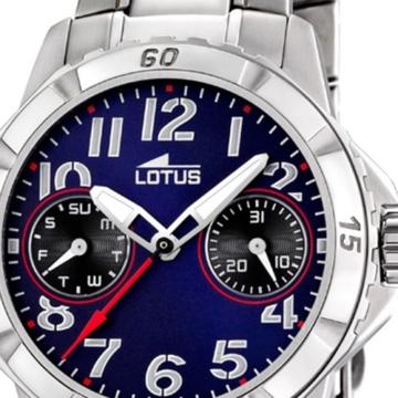 Lotus L15652–6–Armbanduhr Kinder, Armband in Stahl - 2
