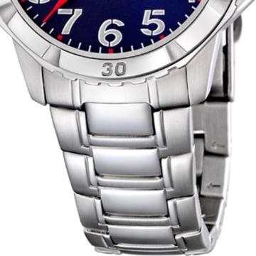 Lotus L15652–6–Armbanduhr Kinder, Armband in Stahl - 3