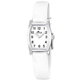 Lotus Mädchen Analog Quarz Uhr mit Leder Armband 15710/6 - 1