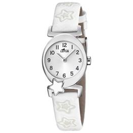 Lotus Mädchen Analog Quarz Uhr mit Leder Armband 18173/1 - 1
