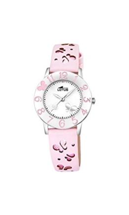 Lotus Mädchen-Armbanduhr Analog Quarz Leder 18269/2 - 1