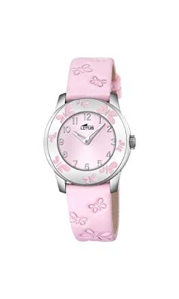 Lotus Mädchen-Armbanduhr Analog Quarz Leder 18272/2 - 1