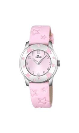 Lotus Mädchen-Armbanduhr Analog Quarz Leder 18274/2 - 1