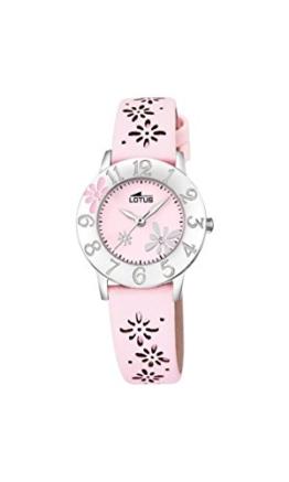 Lotus Mdchen Analog Quarz Uhr mit Leder Armband 18270/2 - 1
