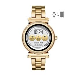 Michael Kors Damen Smartwatch Sofie MKT5021 - 1