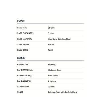 Michael Kors Damen-Uhren MK3406 - 4
