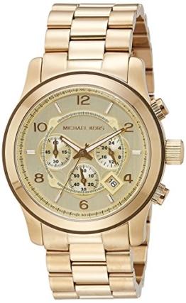 Michael Kors Herren-Uhr MK8077 - 1