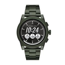 Michael Kors Unisex-Armbanduhr MKT5038, Schwarz - 1