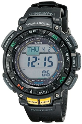 Triple Sensor Solar Pathfinder Digital Resin Strap - 1