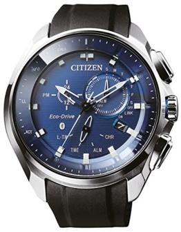 Citizen BZ1020-14L Hybrid Smartwatch Herren 47mm 10ATM - 1