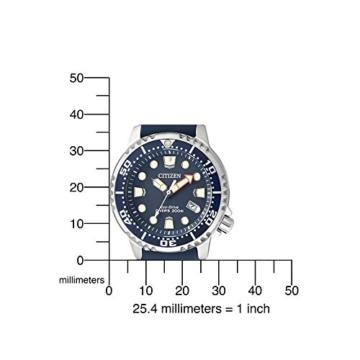 Citizen Damen Analog Quarz Uhr mit Plastik Armband EP6051-14L - 2