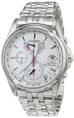 Citizen Damen-Armbanduhr Analog Quarz Edelstahl FC0010-55D - 1