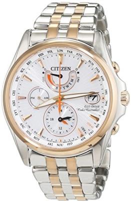 Citizen Damen-Armbanduhr Analog Quarz Edelstahl FC0014-54A - 1