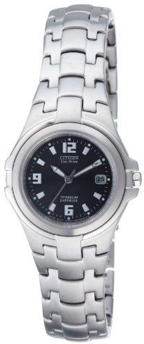 Citizen Damenuhr Super Titanium EW0650-51F - 1