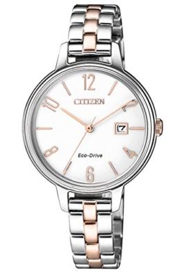 Citizen Eco-Drive Damen-Armbanduhr EW2446-81A - 1