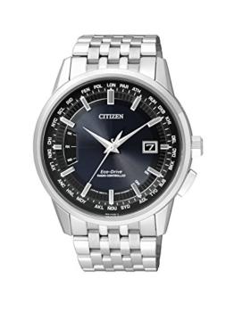 Citizen Herren Analog Quarz Uhr mit Edelstahl Armband CB0150-62L - 1