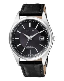 Citizen Herren Analog Solar Uhr mit Leder Armband AS2050-10E - 1
