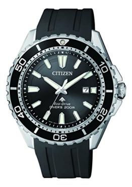 Citizen Herren Analog Solar Uhr mit PU Armband BN0190-15E - 1