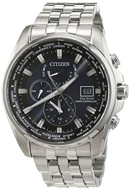 Citizen Herren-Armbanduhr Analog Quarz Edelstahl AT9030-55L - 1
