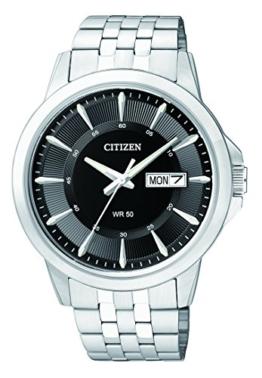 Citizen Herren-Armbanduhr Analog Quarz Edelstahl BF2011-51EE - 1