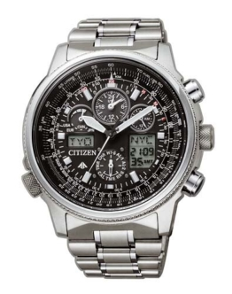 Citizen Herren-Armbanduhr Promaster Skyhawk Flieger Chronograph Quarz JY8020-52E - 1