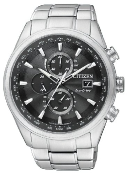 Citizen Herren-Armbanduhr XL Analog Quarz Edelstahl AT8011-55E - 1