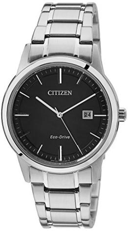 Citizen Herren-Armbanduhr XL Analog Quarz Edelstahl AW1231-58E - 1