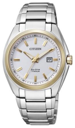 Citizen SUPERTITANIO ECO DRIVE EW2214–52A Damen Armbanduhr - 1