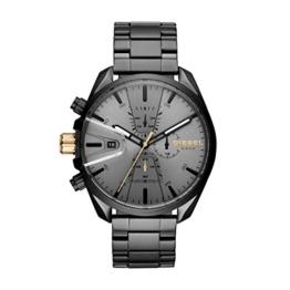 Diesel Herren Chronograph Quarz Uhr mit Edelstahl Armband DZ4474 - 1