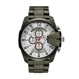 Diesel Herren Chronograph Quarz Uhr mit Edelstahl Armband DZ4478 - 1