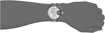 Diesel Herren Chronograph Quarz Uhr mit Edelstahl Armband DZ4478 - 3