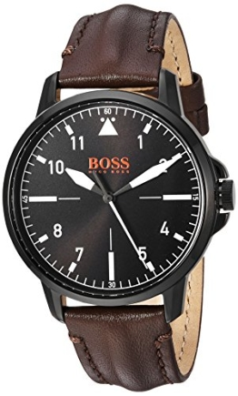 Hugo BOSS Herren analog Quarz Uhr 1550062 - 1