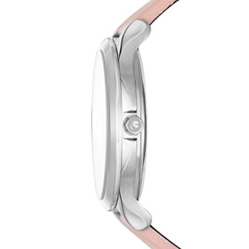 Karl Lagerfeld Damen Analog Quarz Uhr mit Leder Armband KL3012 - 2