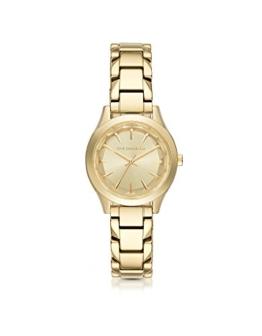 Karl Lagerfeld Damen Kl1614 Gold Stahl Uhr - 1