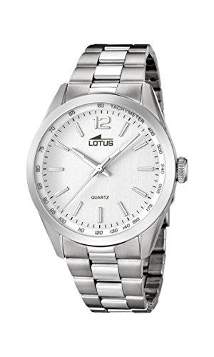 Lotus Herren-Armbanduhr Analog Quarz Edelstahl 18146/1 - 1