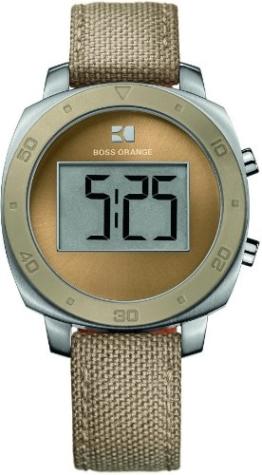 Hugo Boss Unisex-Armbanduhr Analog Quarz Plastik 1502292 - 1