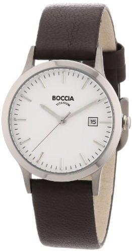 Boccia Damen-Armbanduhr Leder 3180-01 - 1