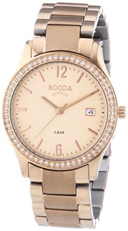 Boccia Damen-Armbanduhr XS Analog Quarz Titan 3235-01 - 1
