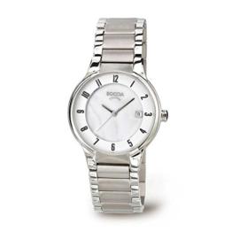 Boccia Damen-Armbanduhr XS Analog Quarz Titan 3301-01 - 1
