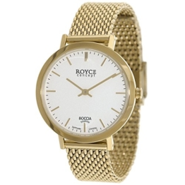 Boccia Damen Digital Quarz Uhr mit Edelstahl Armband 3246-11 - 1