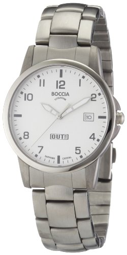 Boccia Herren-Armbanduhr Titan 3625-03 - 1